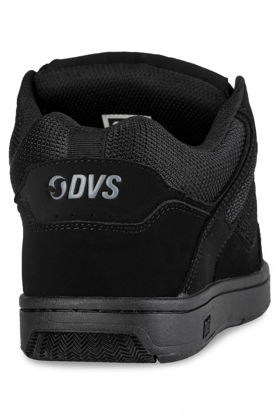 Uomo DVS Enduro 125 Leather black | Scarpe da skate