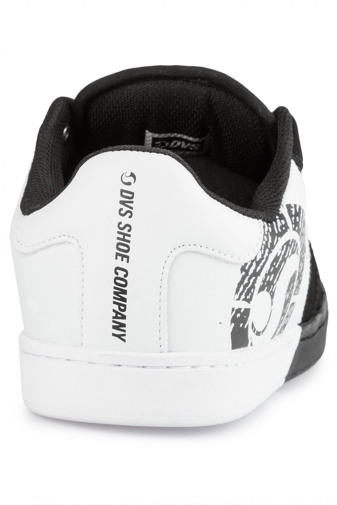 Uomo DVS Revival Split black white | Sneaker