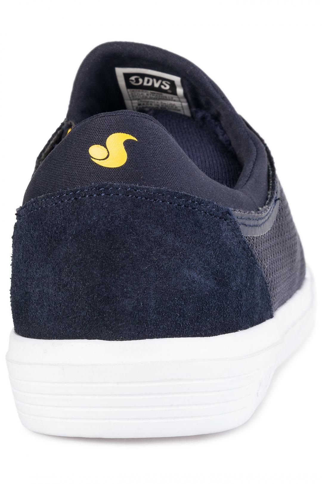 Uomo DVS Stratos LT navy mesh | Sneakers low top