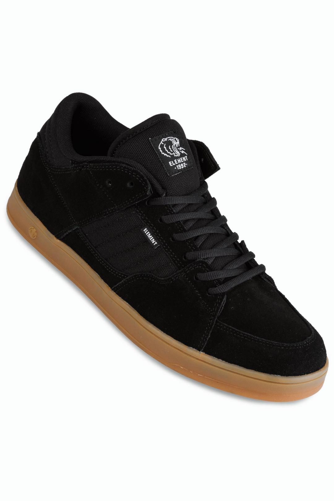 Uomo Element GLT 2 black gum 2   Sneaker