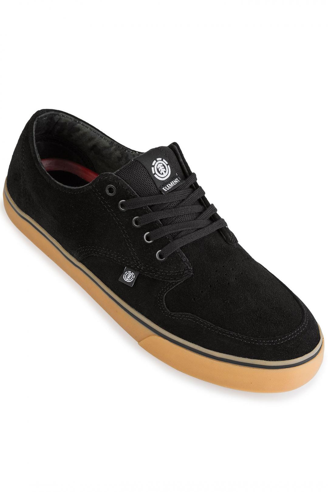 Uomo Element Topaz C3 black gum 2 | Sneakers low top