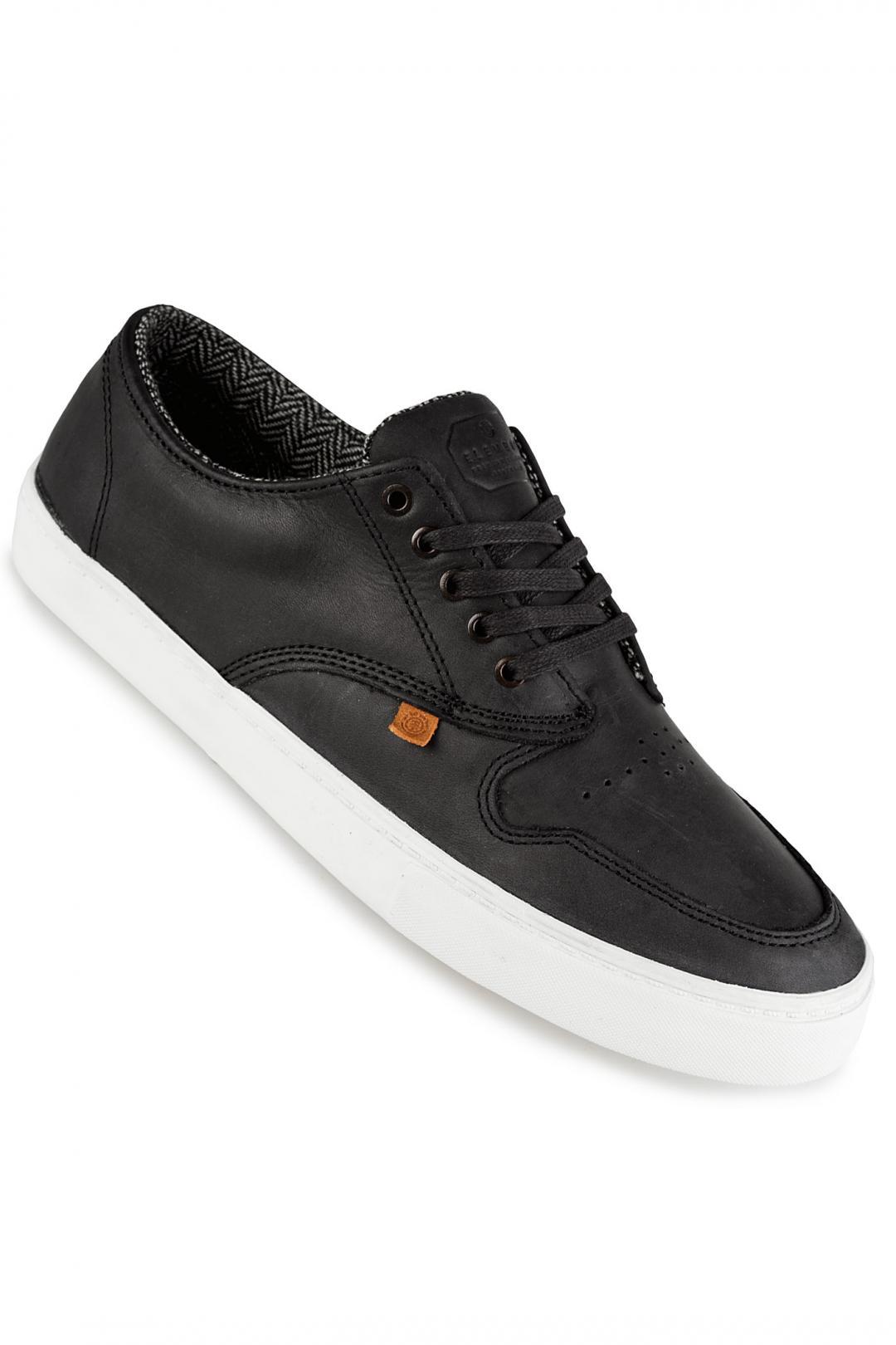 Uomo Element Topaz C3 black premium   Scarpe da skate
