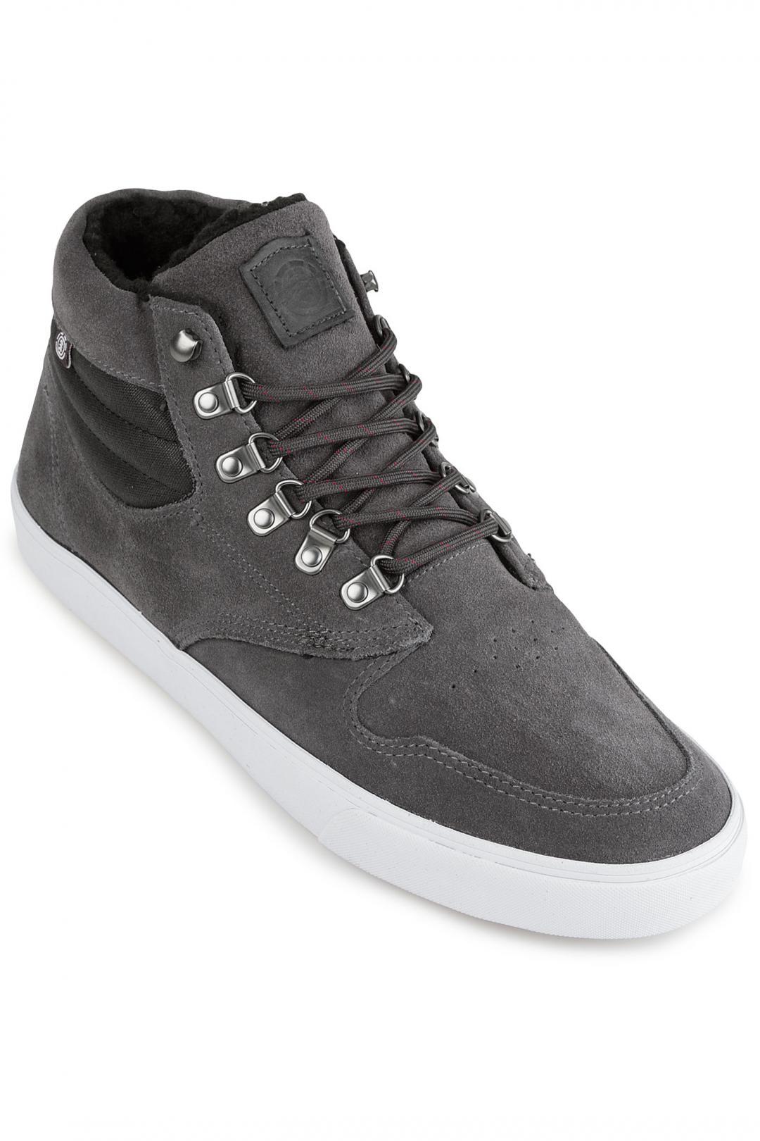 Uomo Element Topaz C3 Mid asphalt | Sneaker