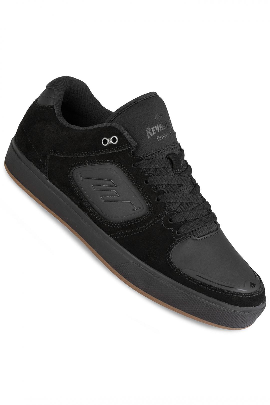 Uomo Emerica Reynolds G6 black black gum | Scarpe da skate
