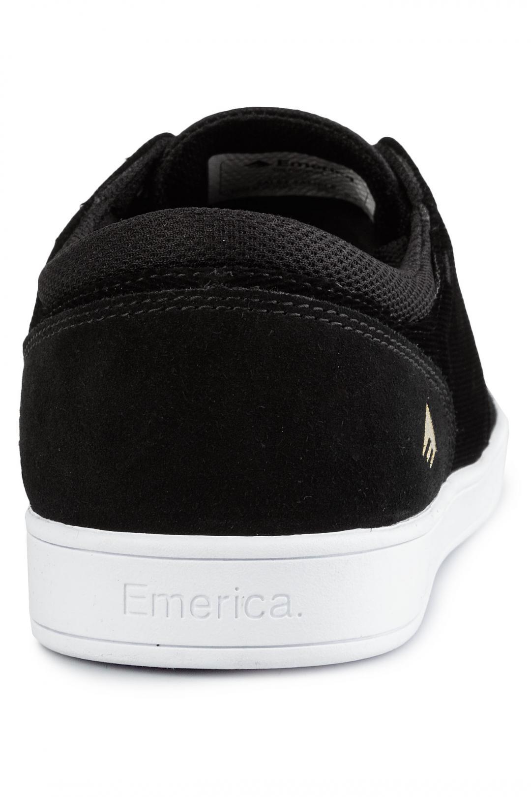 Uomo Emerica The Figueroa black | Sneakers low top
