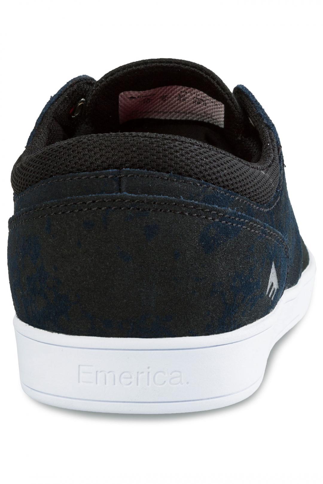 Uomo Emerica The Figueroa navy black | Scarpe da skate