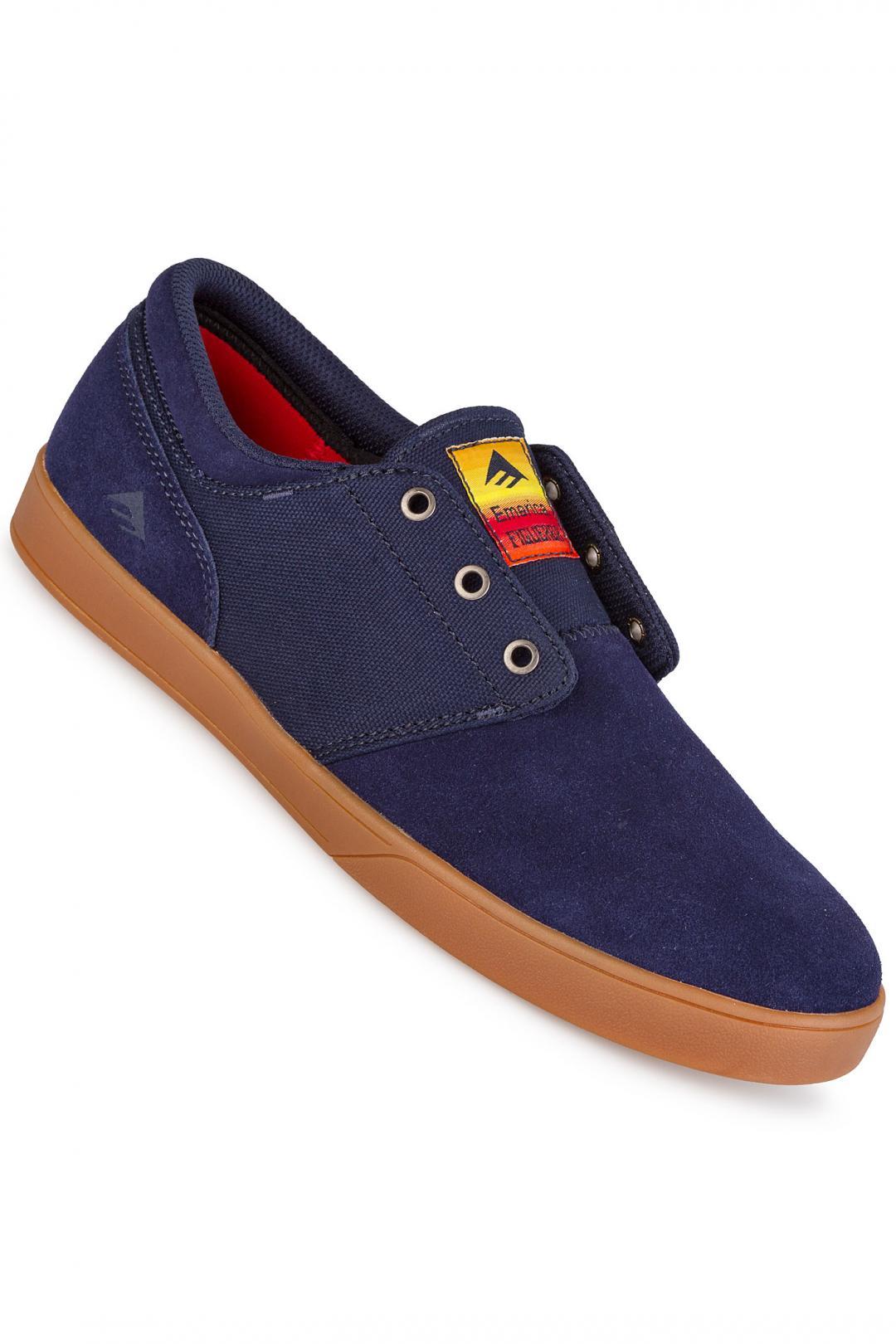 Uomo Emerica The Figueroa navy gum | Sneakers low top
