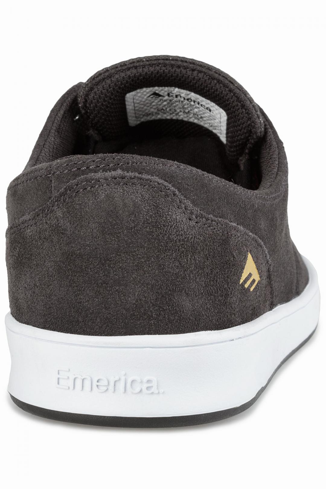Uomo Emerica The Romero Laced dark grey | Sneakers low top