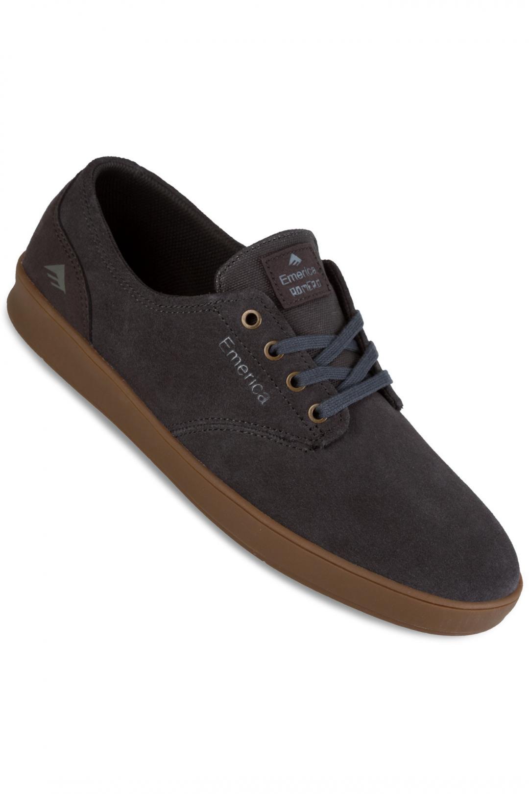 Uomo Emerica The Romero Laced grey gum   Sneakers low top