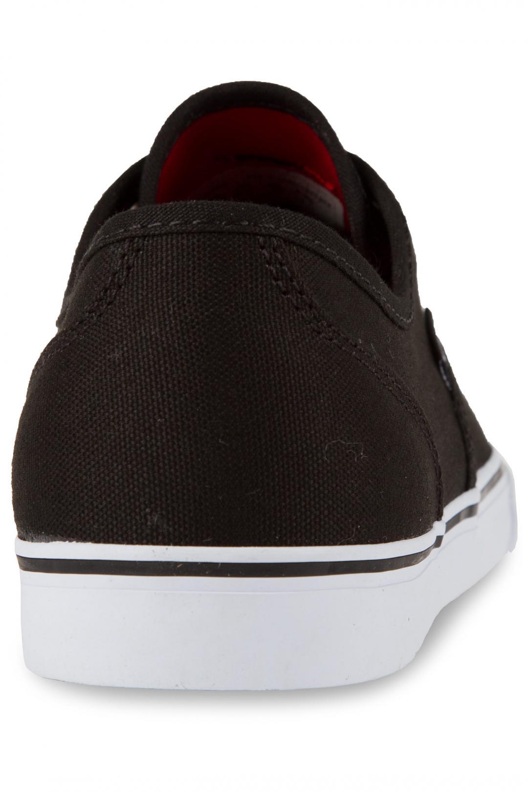 Uomo Emerica Wino Cruiser black white | Sneaker