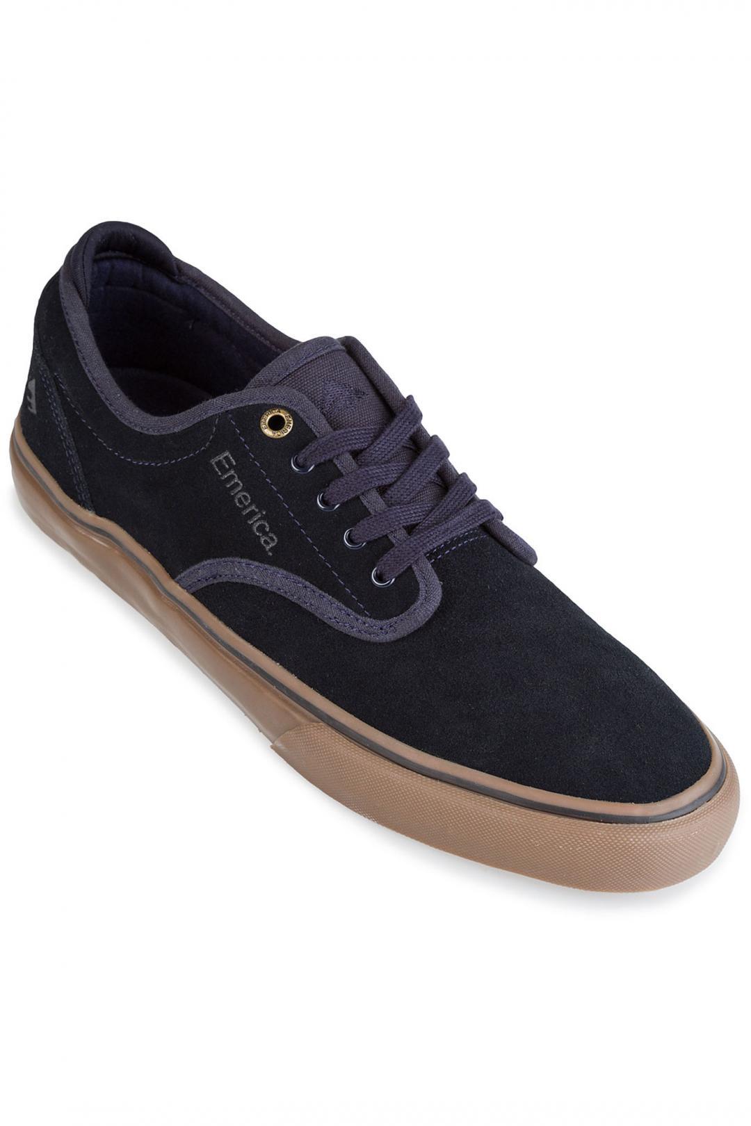 Uomo Emerica Wino G6 navy gum | Sneaker