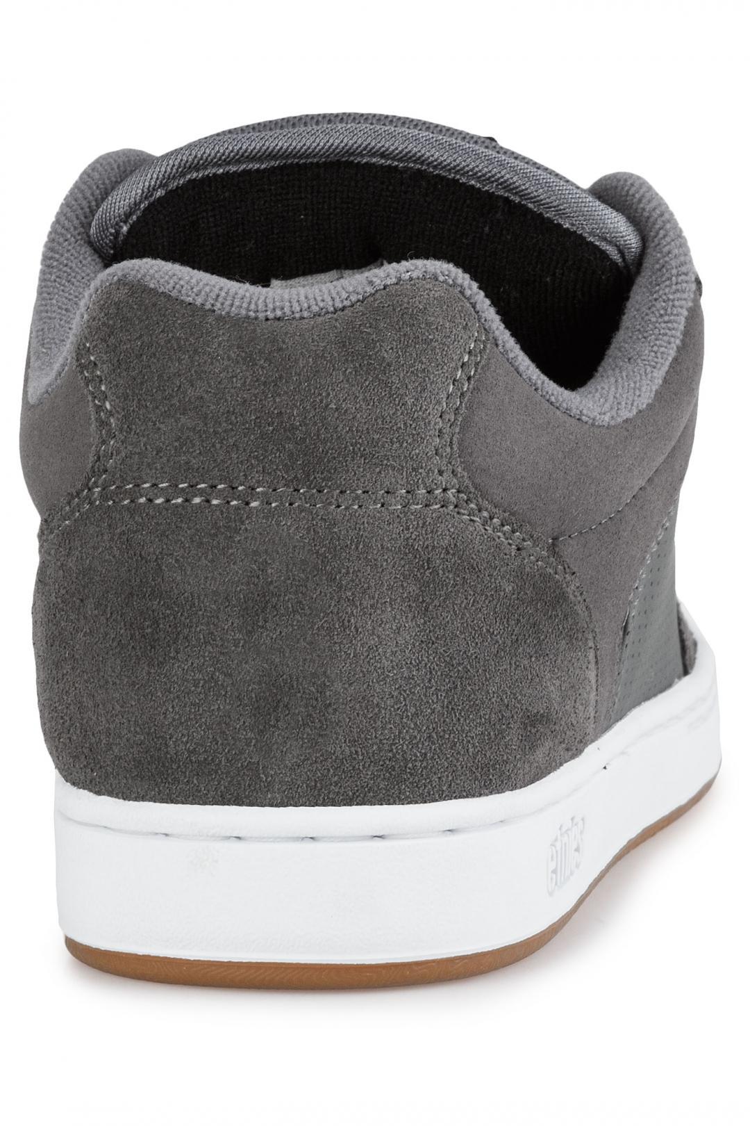 Uomo Etnies Barge XL grey white gum | Sneaker