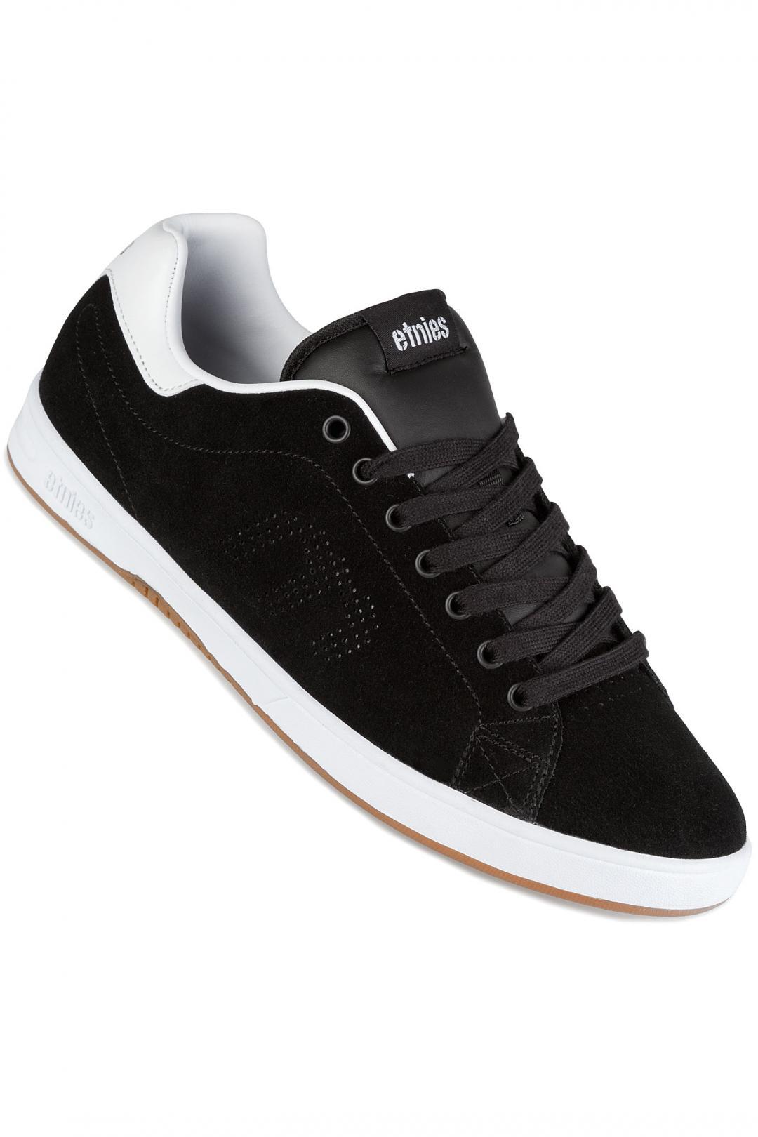 Uomo Etnies Callicut LS black white gum | Sneakers low top