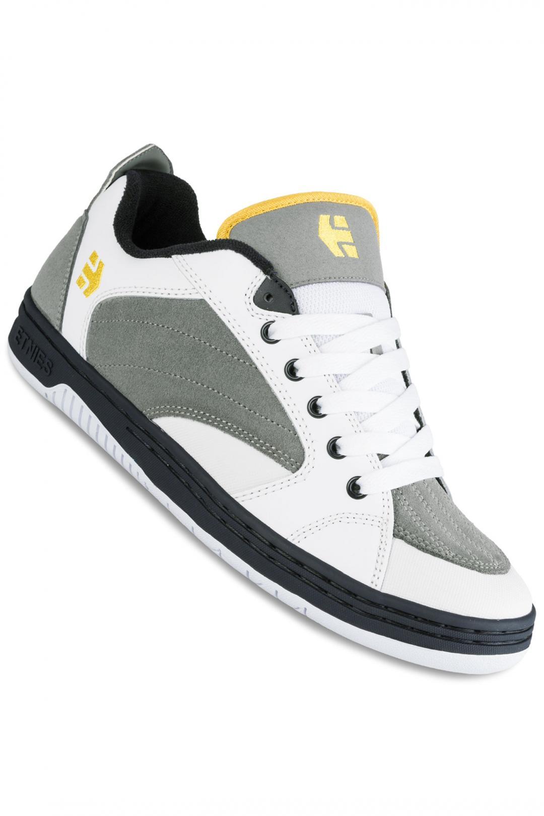 Uomo Etnies Czar white grey navy | Sneakers low top