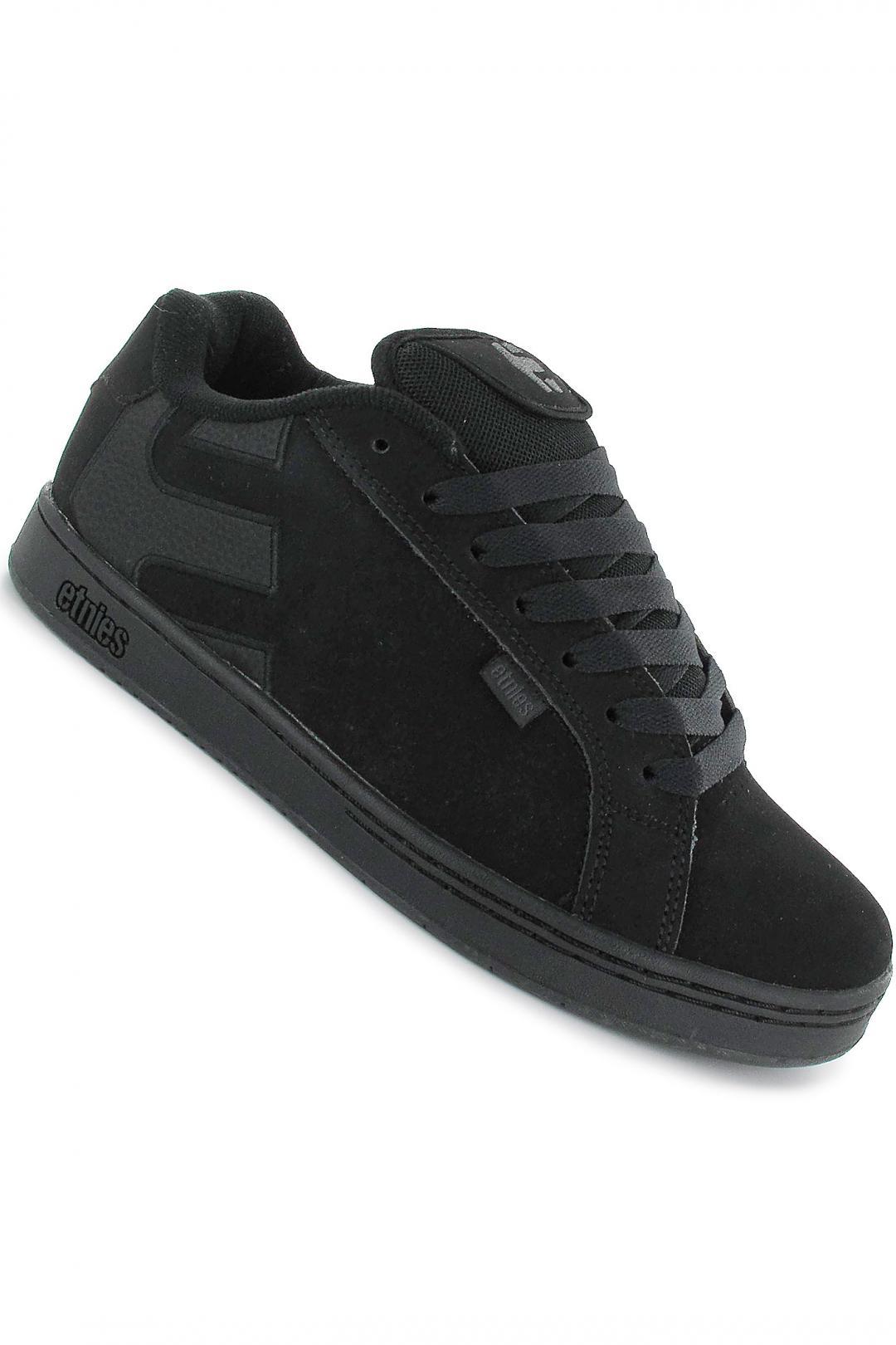 Uomo Etnies Fader black dirty wash | Scarpe da skate