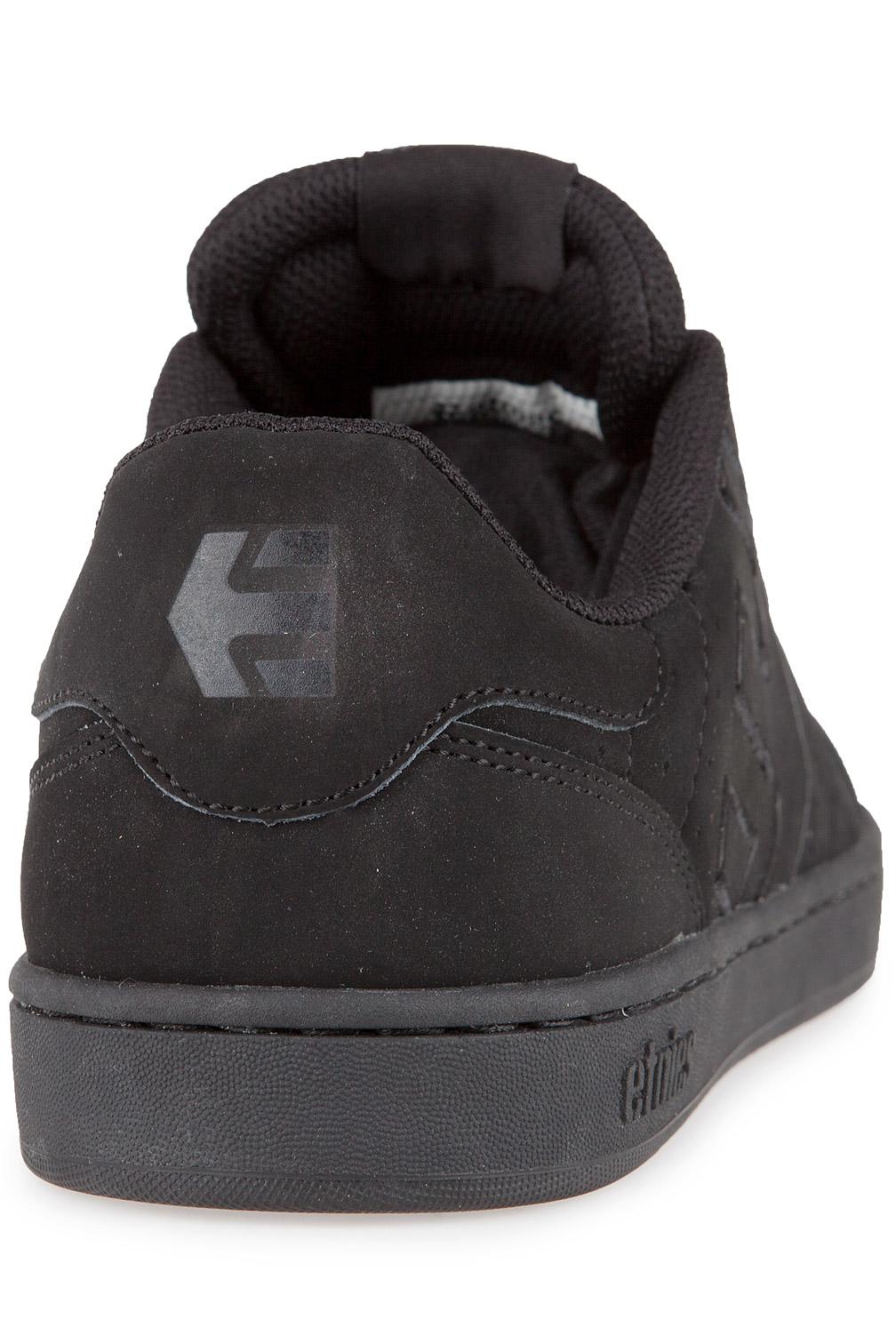 Uomo Etnies Fader LS black black black   Sneakers low top
