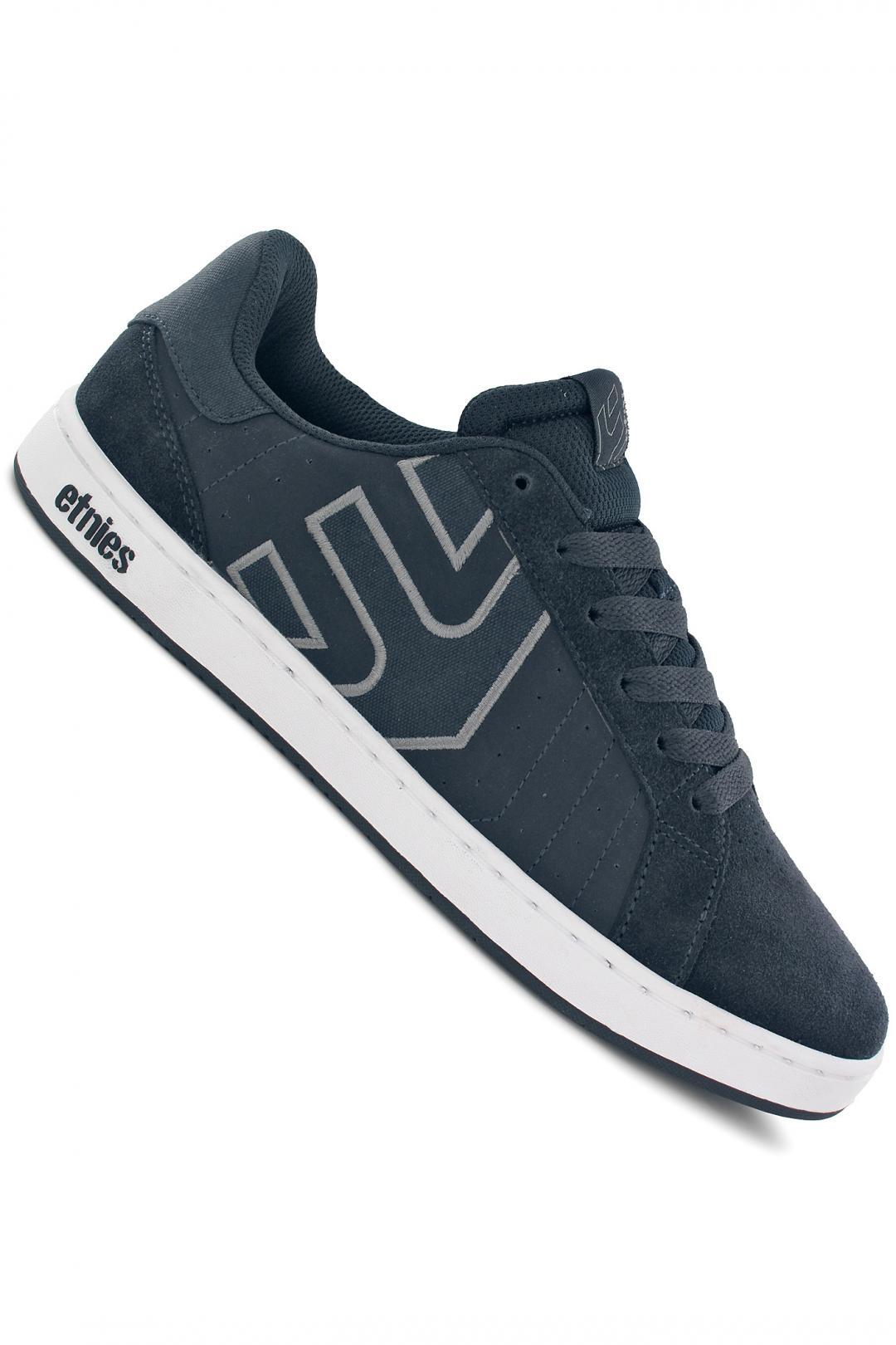Uomo Etnies Fader LS navy | Sneakers low top