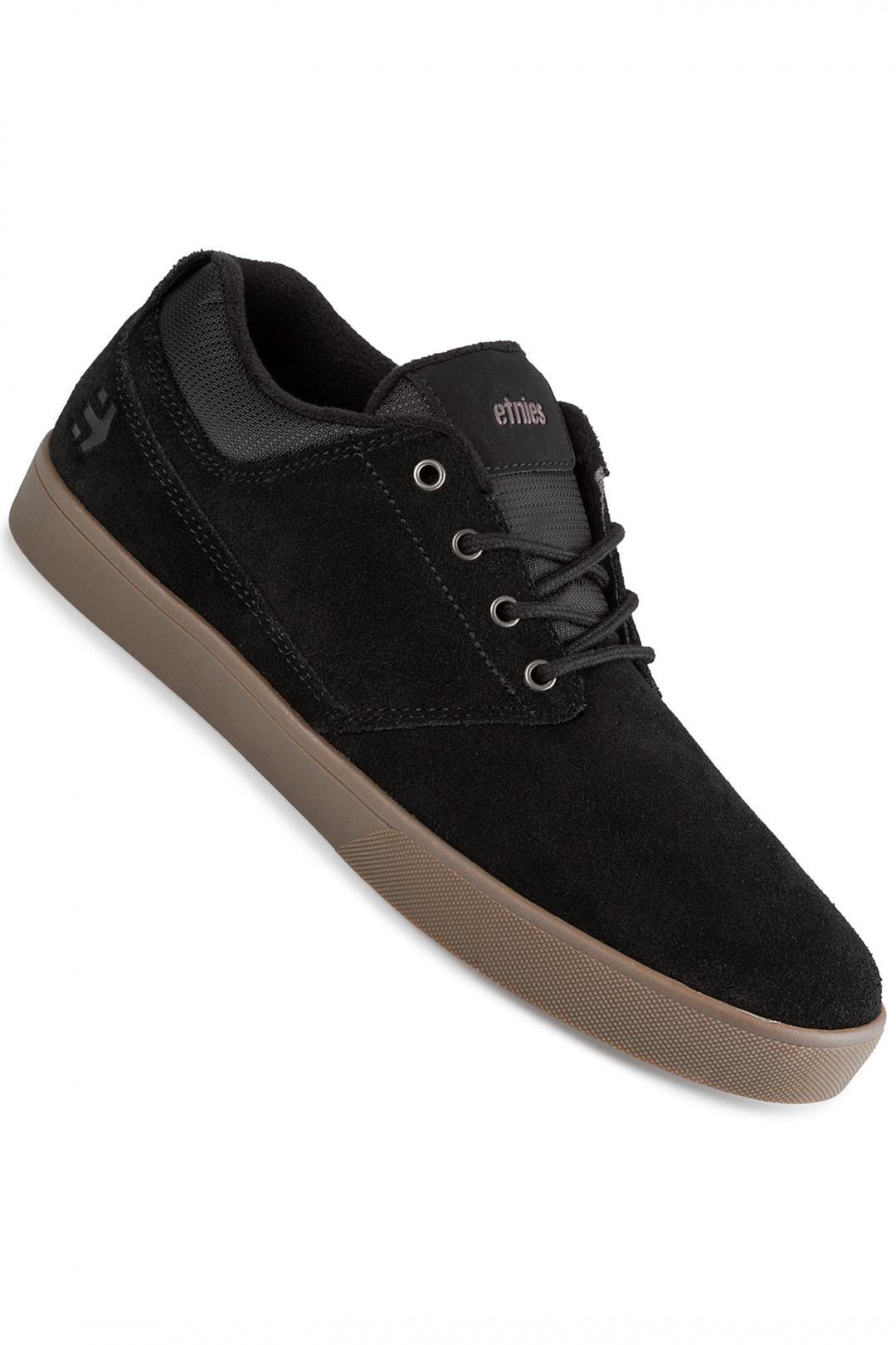 Uomo Etnies Jameson MT black black gum | Sneakers mid top
