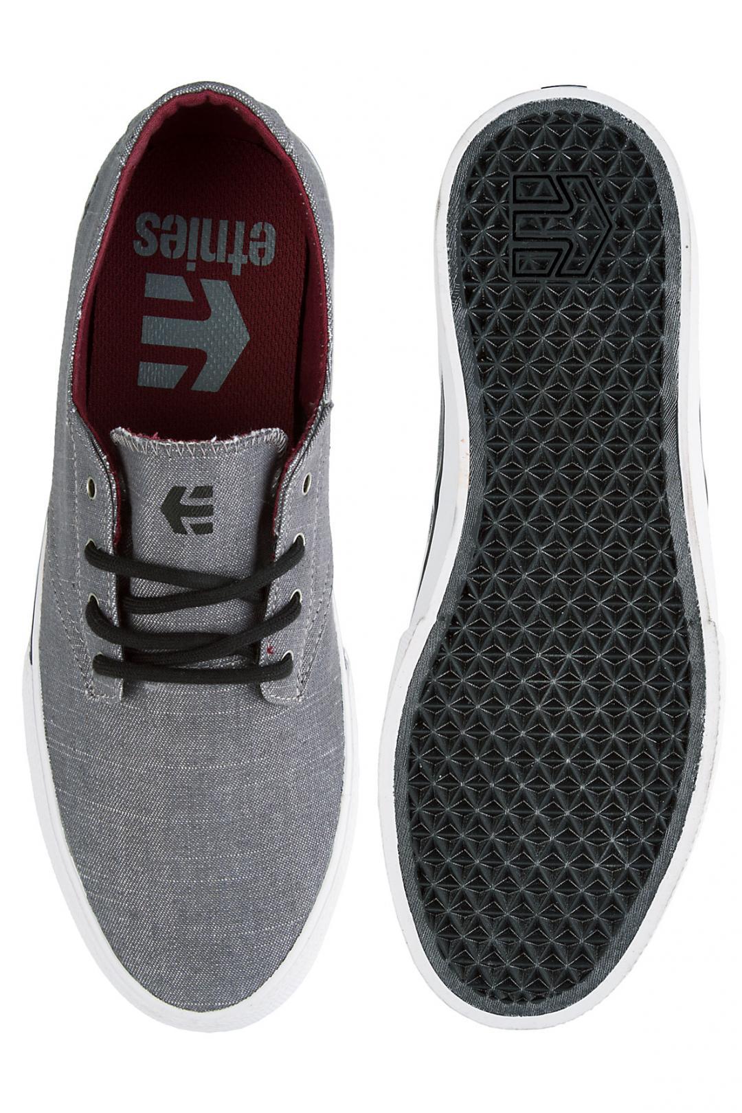 Uomo Etnies Jameson Vulc LS grey   Scarpe da skate