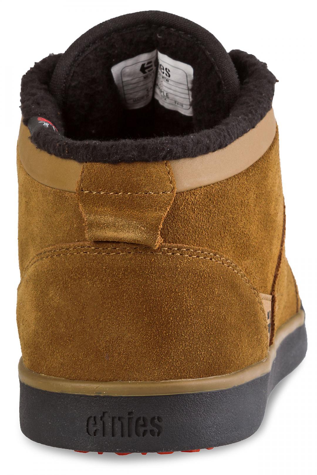 Uomo Etnies Jefferson MTW brown black | Scarpe invernali