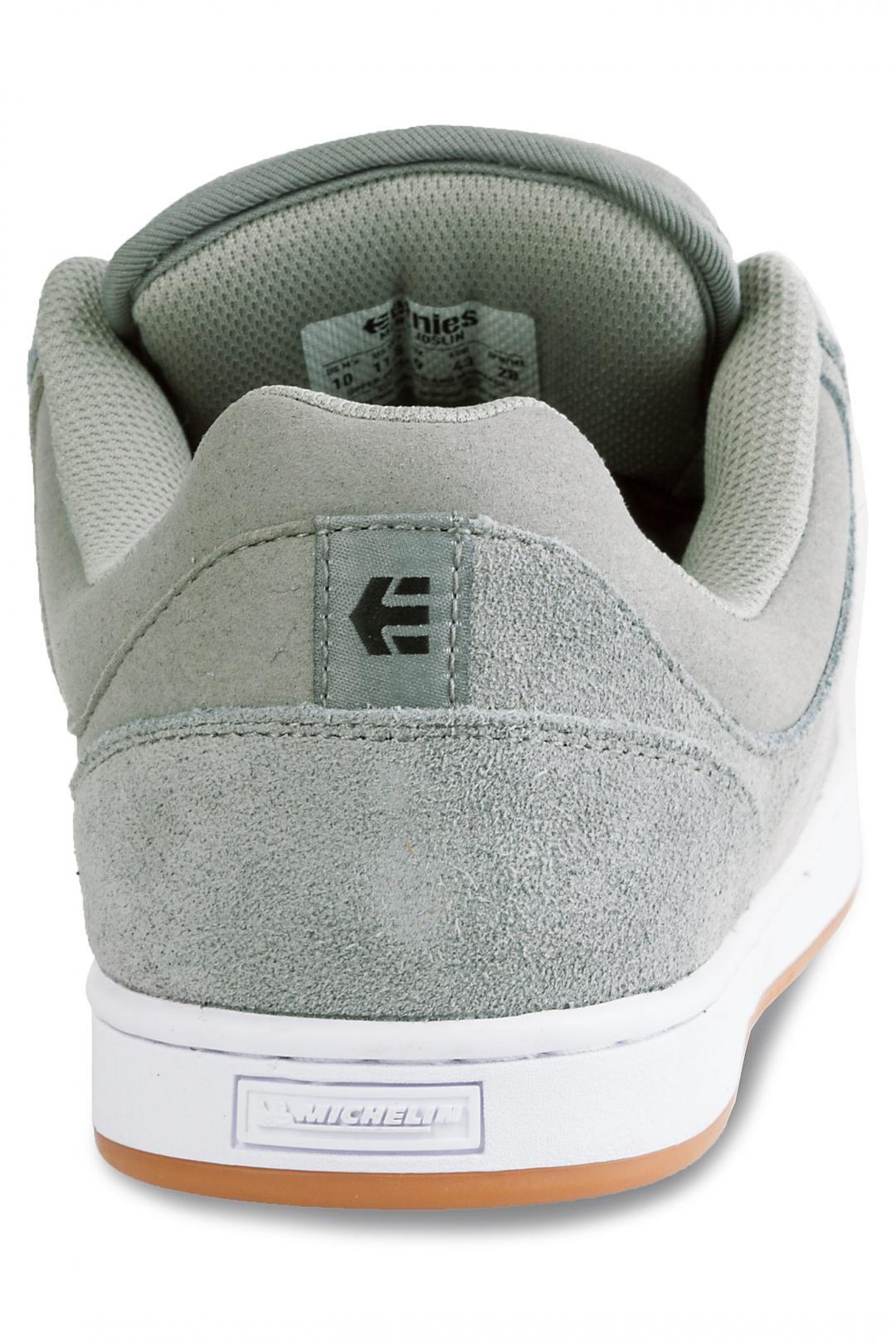 Uomo Etnies Joslin Pro grey white gum   Sneakers low top
