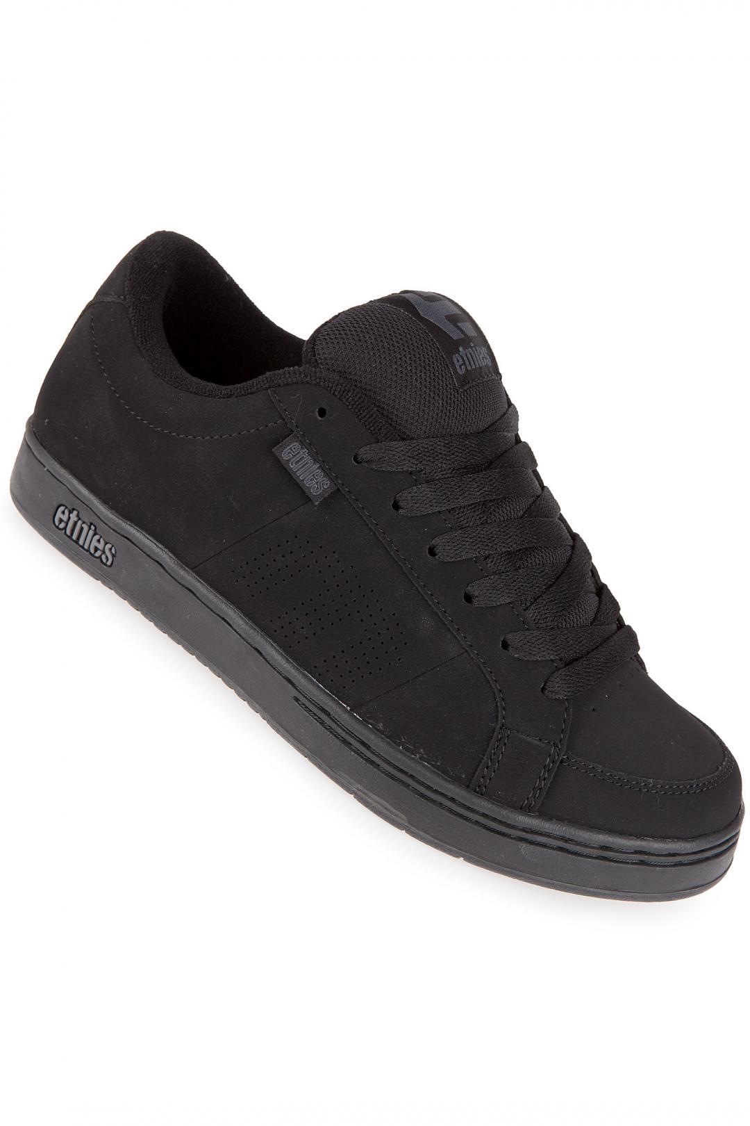 Uomo Etnies Kingpin black black   Sneakers low top