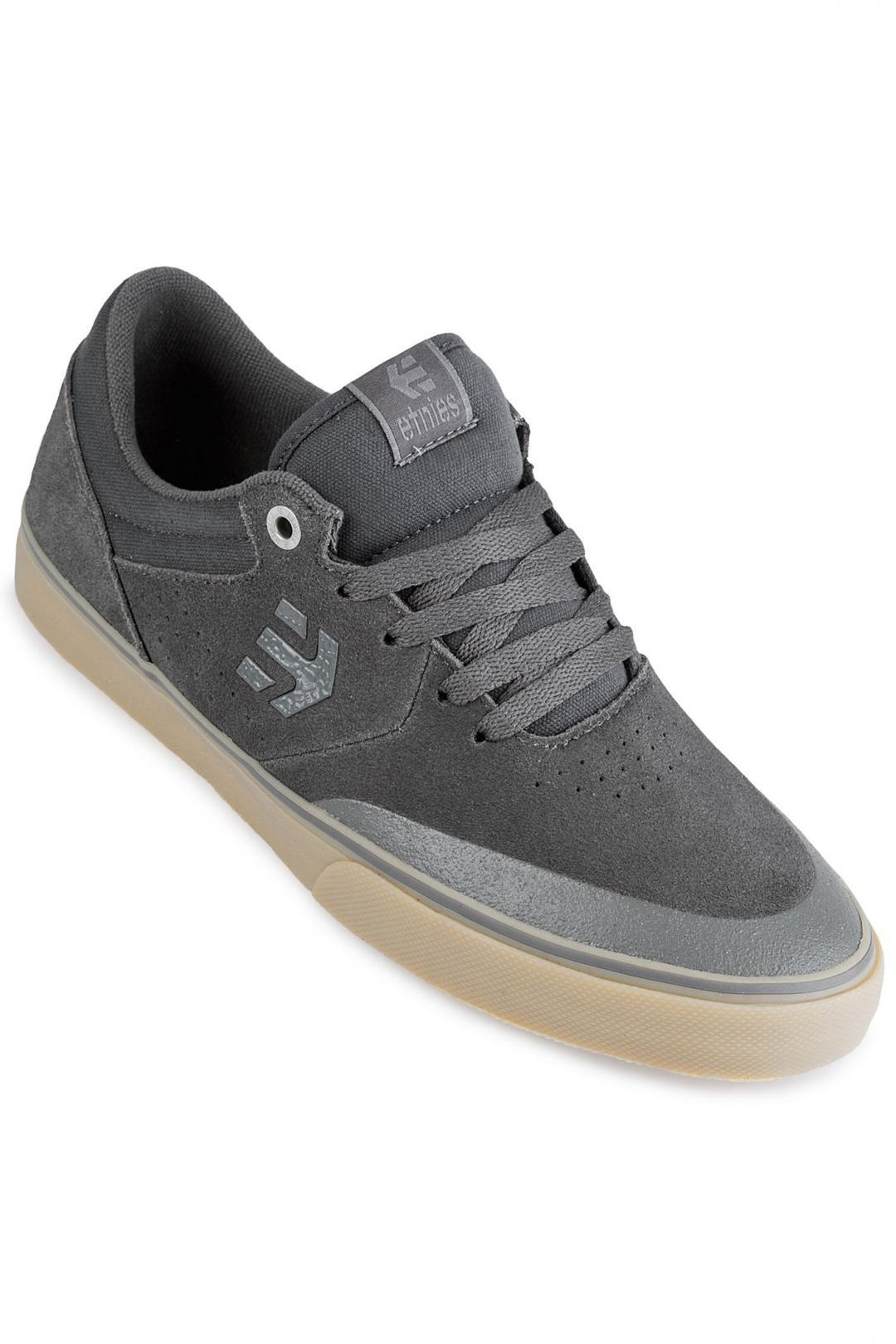 Uomo Etnies Marana Vulc grey gum | Sneaker