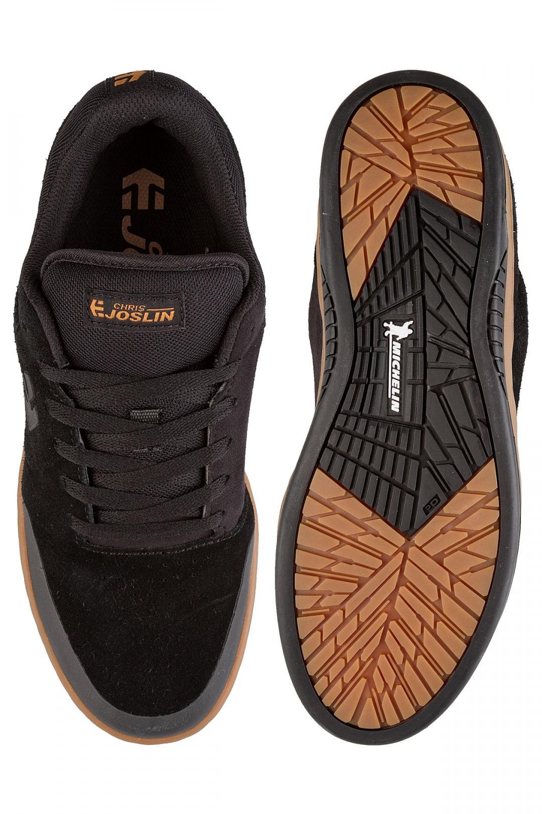 Uomo Etnies Marana x Michelin black red gum   Sneakers low top