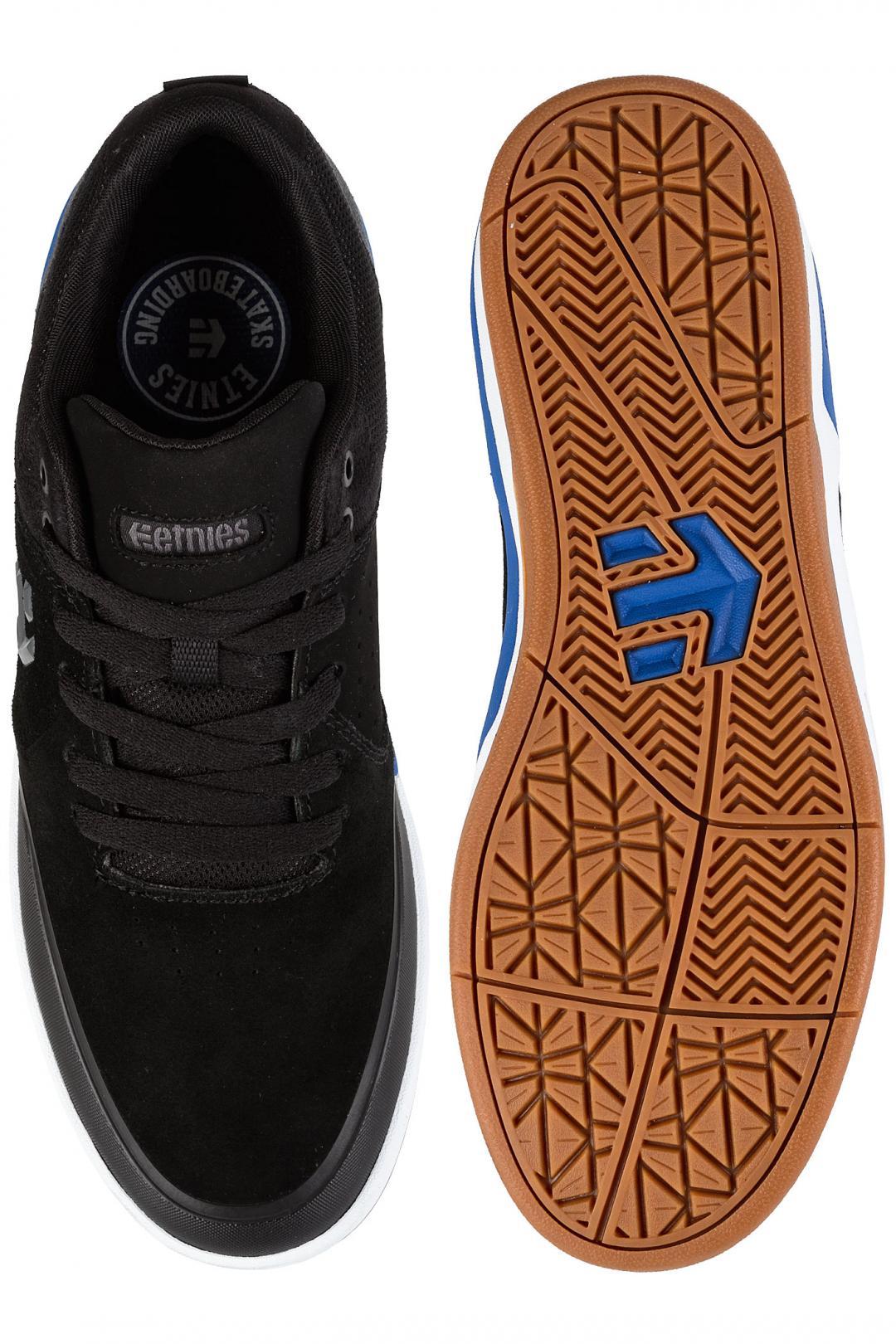 Uomo Etnies Marana XT black dark grey royal | Sneaker