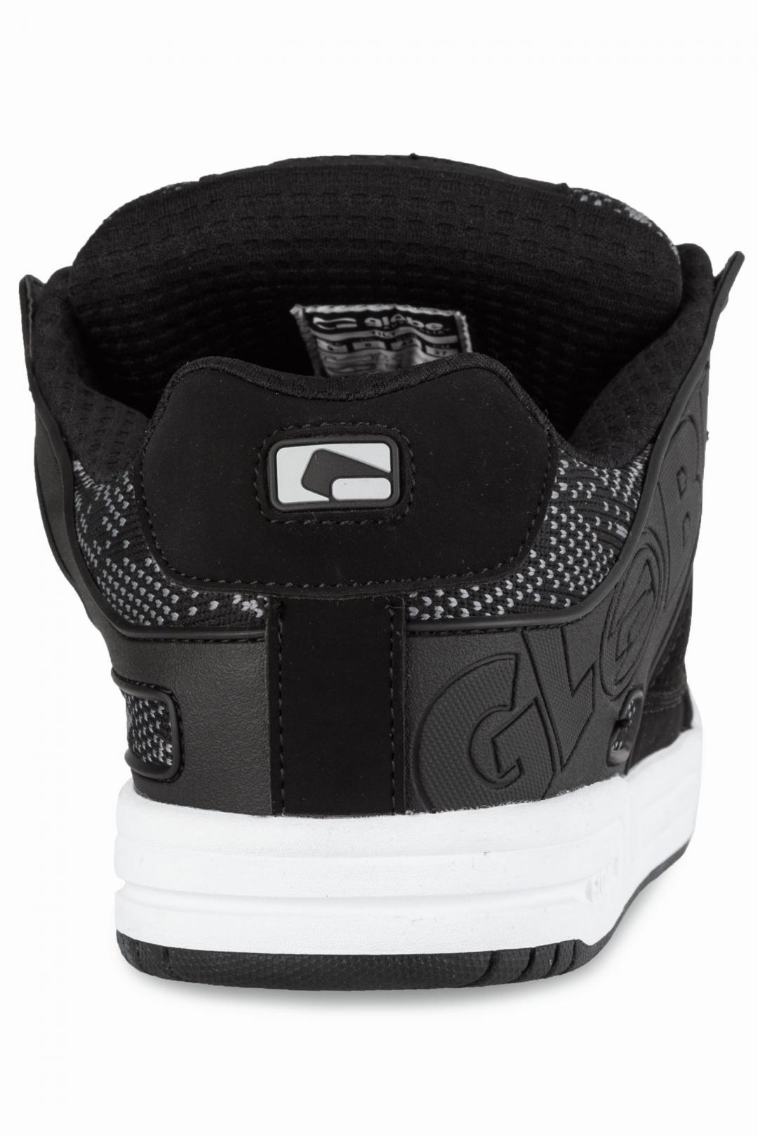 Uomo Globe Tilt black jacquard   Sneakers low top