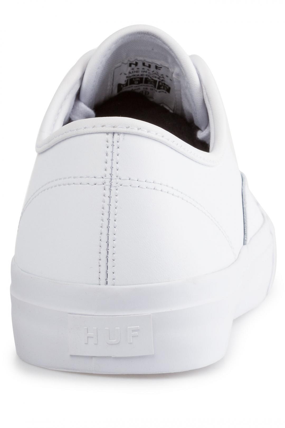 Uomo HUF Cromer white   Sneaker