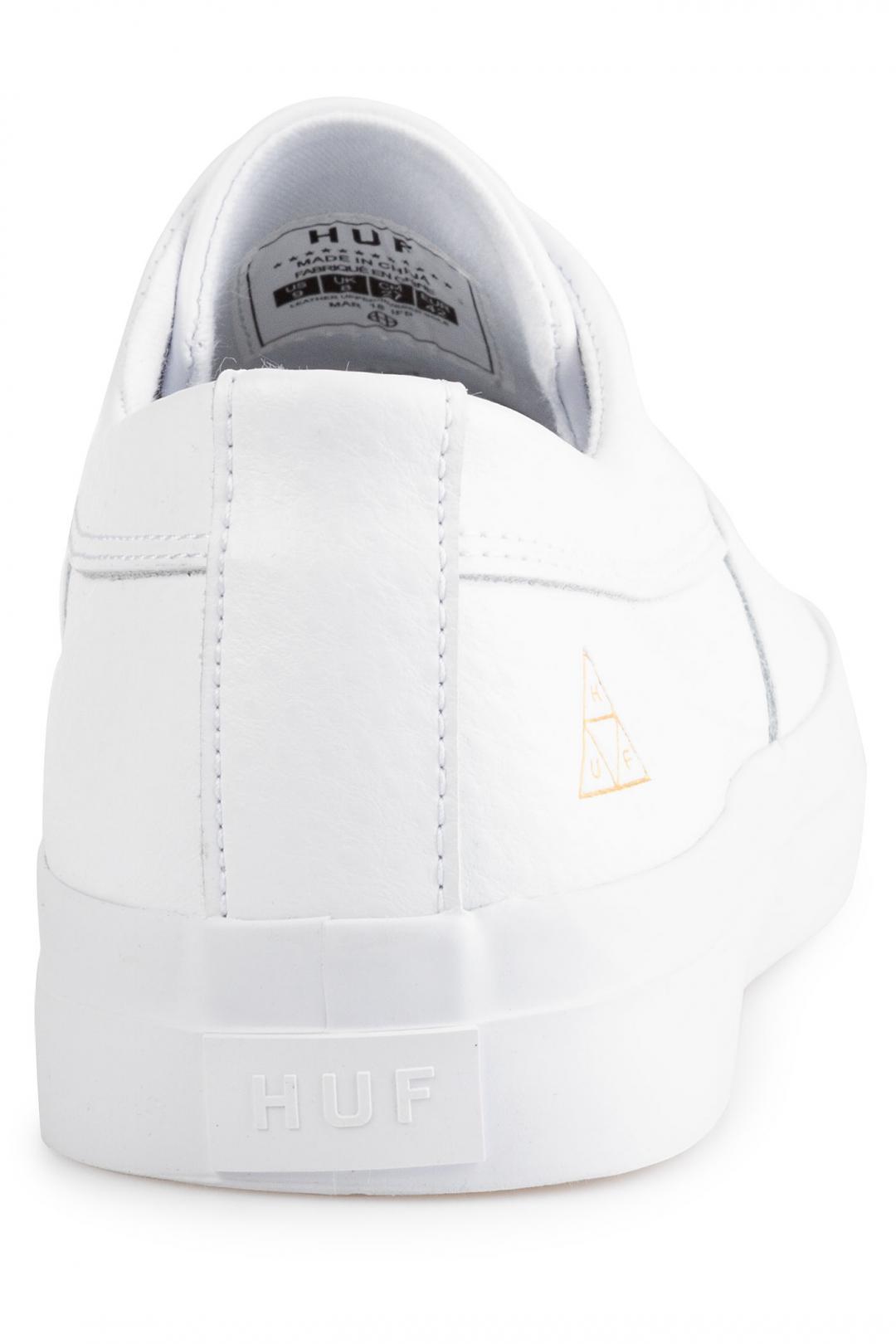 Uomo HUF Dylan Slip On white | Sneakers slip on