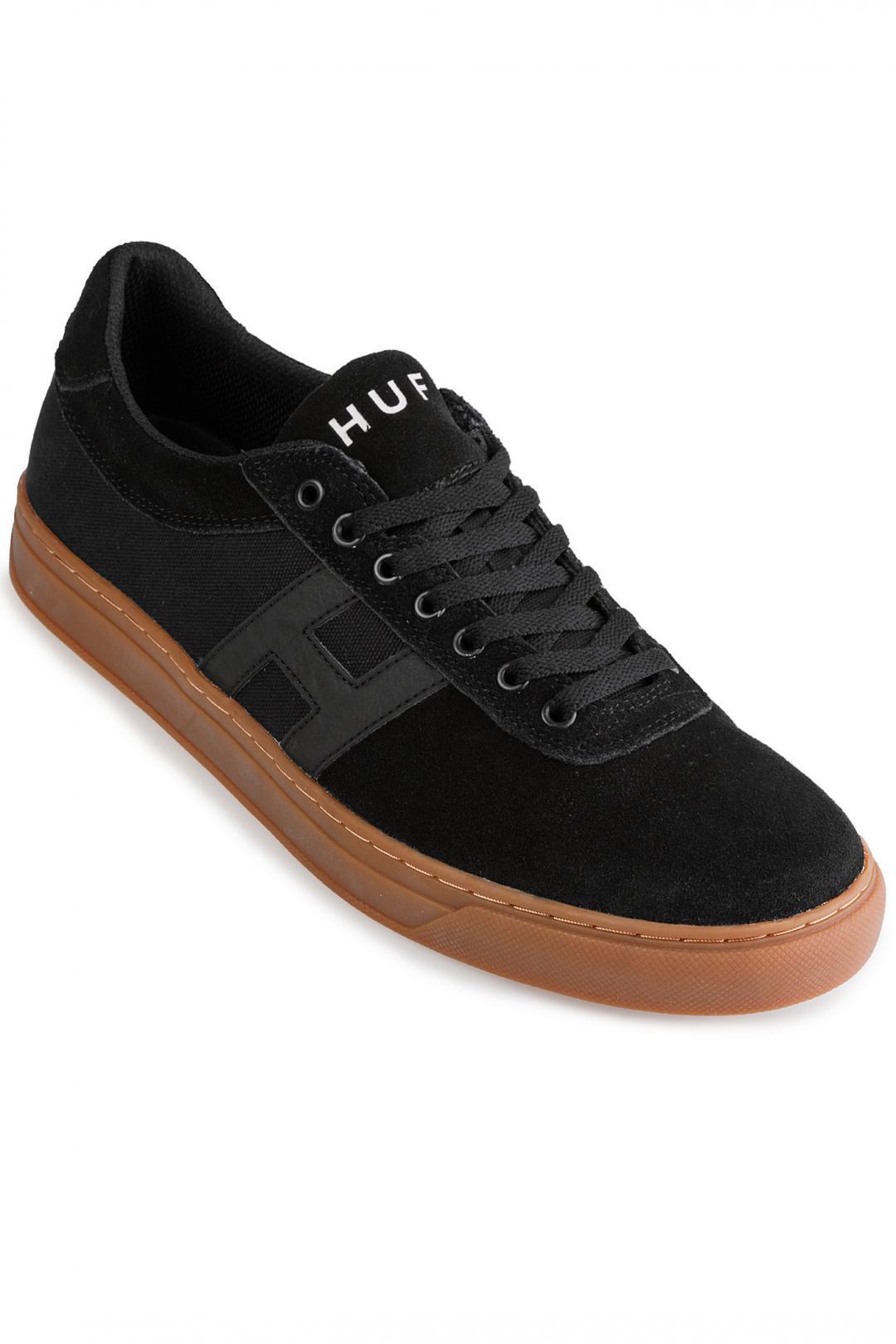 Uomo HUF Soto black gum 2 | Sneakers low top