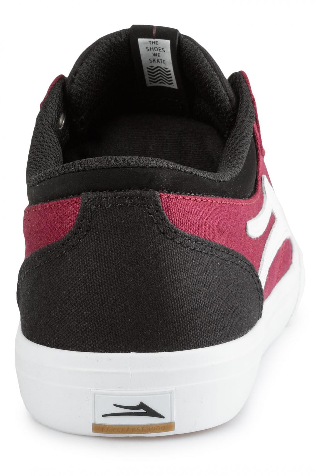 Uomo Lakai Griffin Canvas port | Sneaker