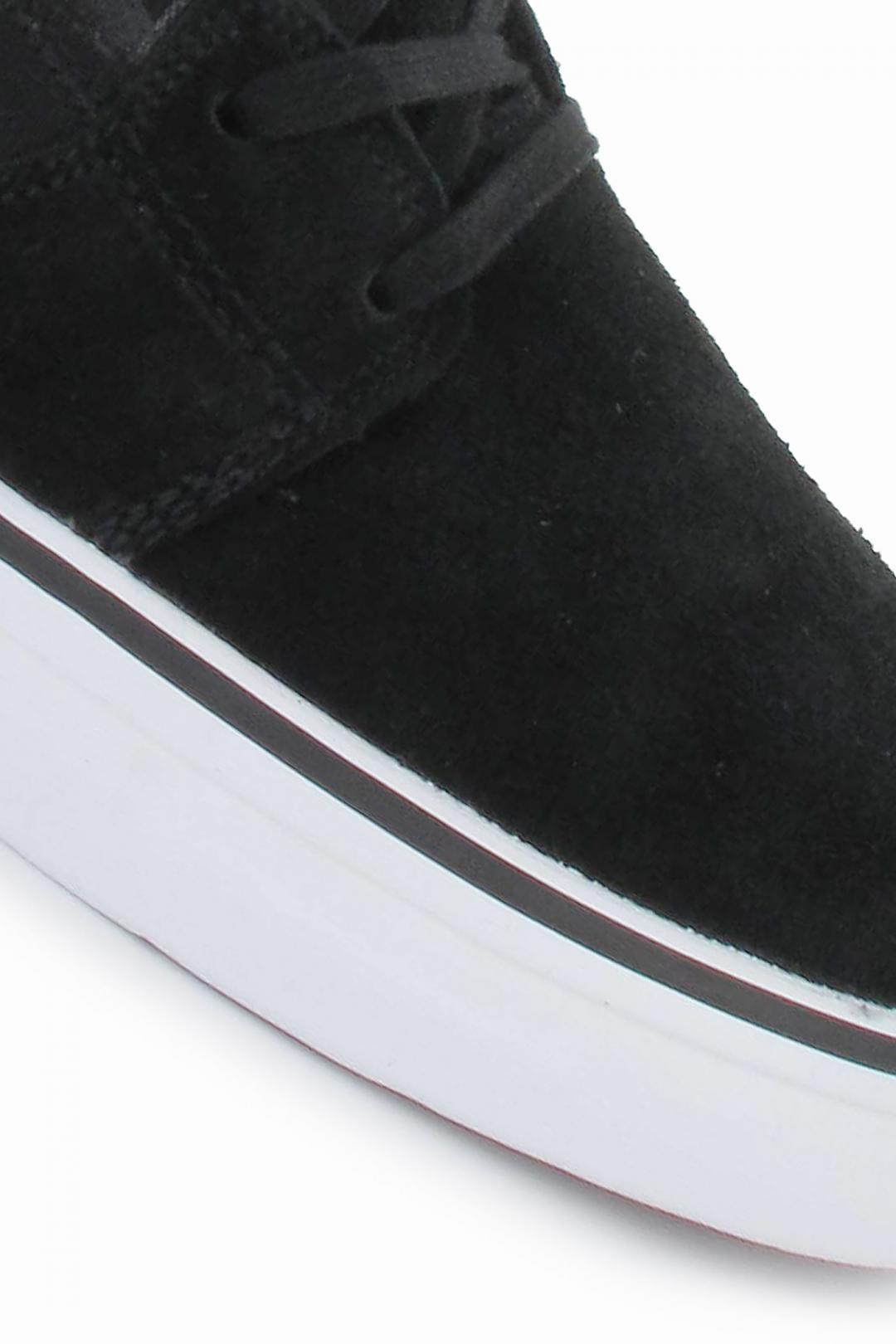 Uomo Lakai Judo Suede black | Sneakers low top