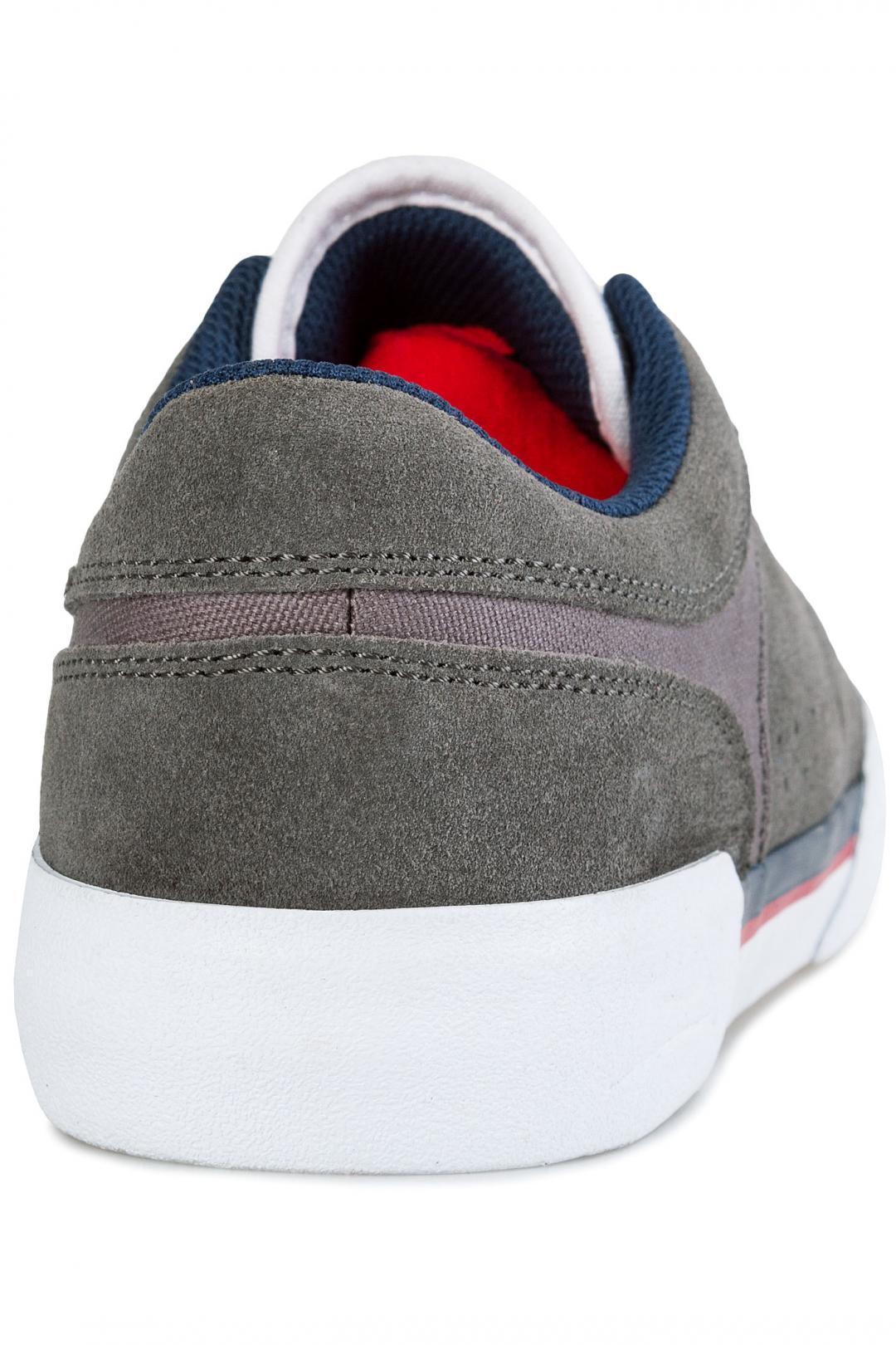 Uomo Lakai Staple Suede grey | Sneakers low top