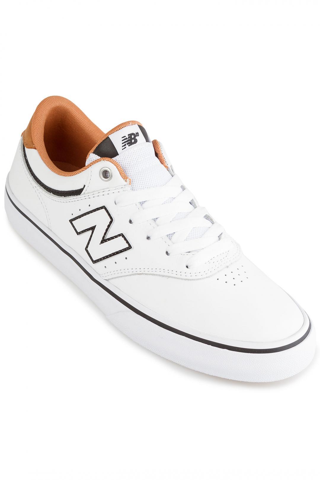 Uomo New Balance Numeric 255 white blue | Sneaker