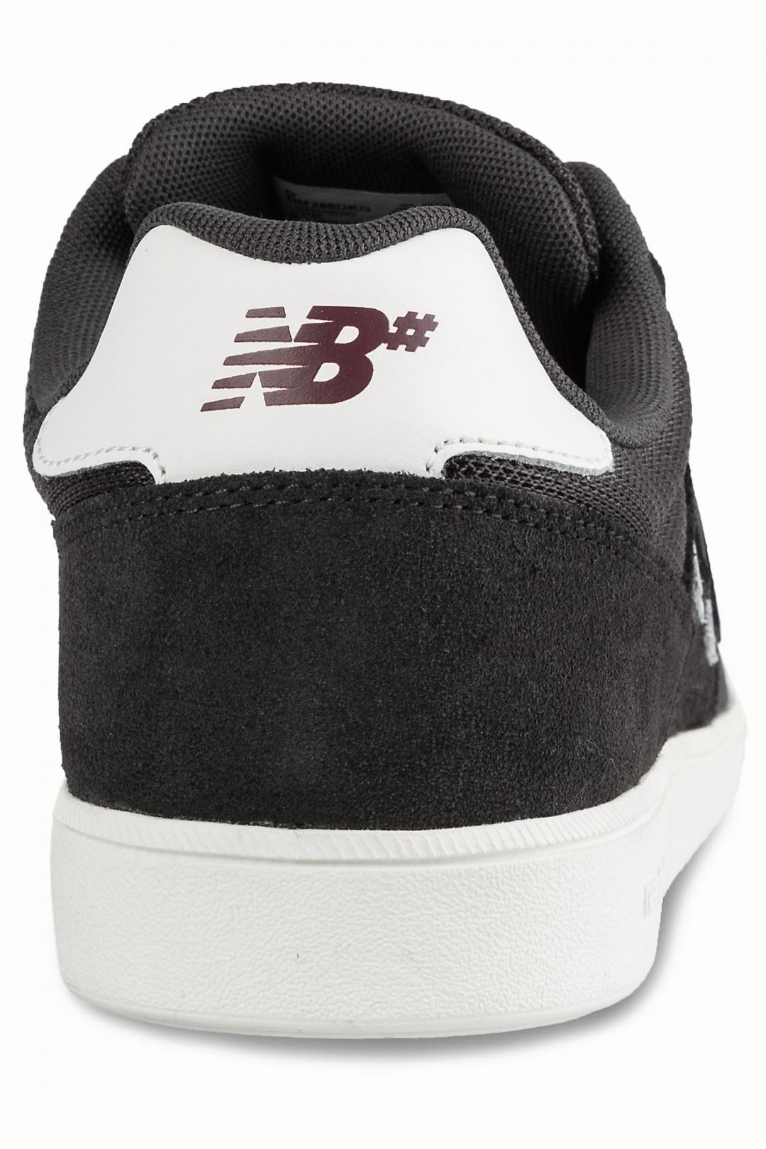 Uomo New Balance Numeric 288 black white | Sneaker