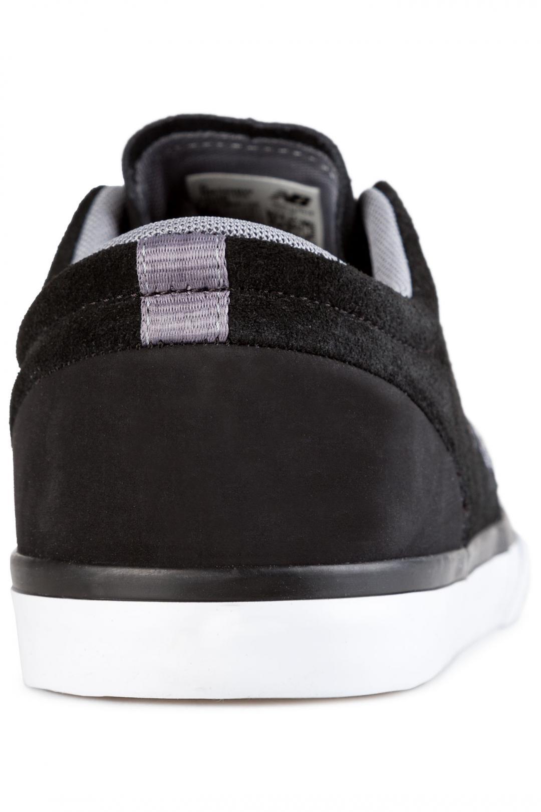 Uomo New Balance Numeric 345 black white | Sneakers low top