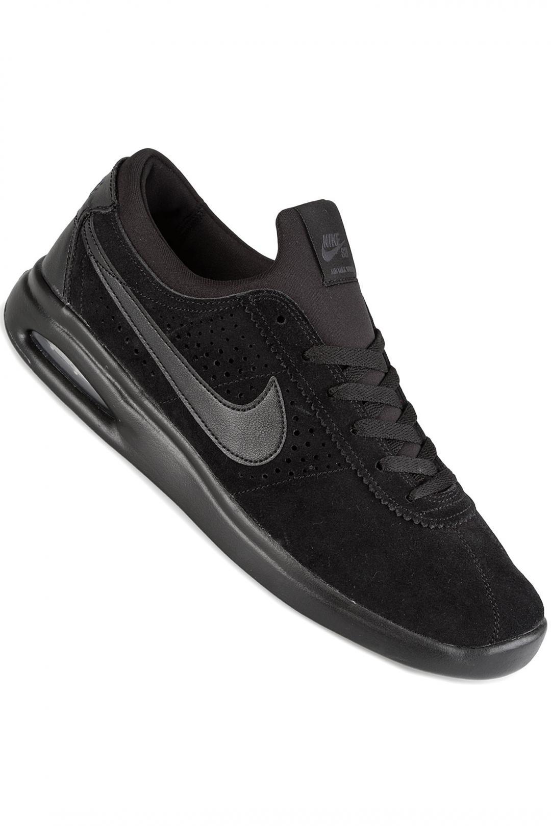 Uomo Nike SB Air Max Bruin Vapor black black anthracite   Sneakers low top