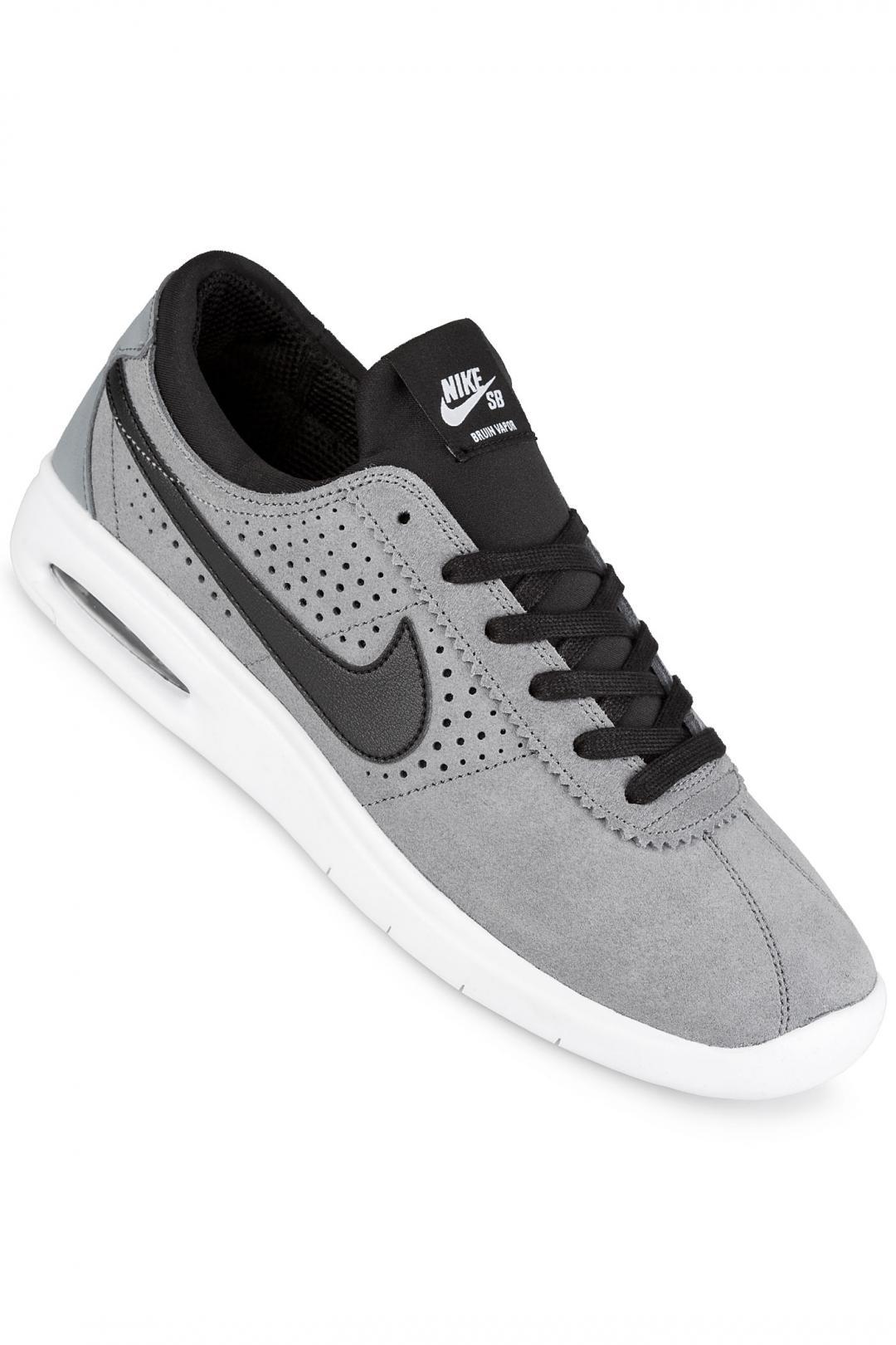 Uomo Nike SB Air Max Bruin Vapor cool grey black | Sneakers low top