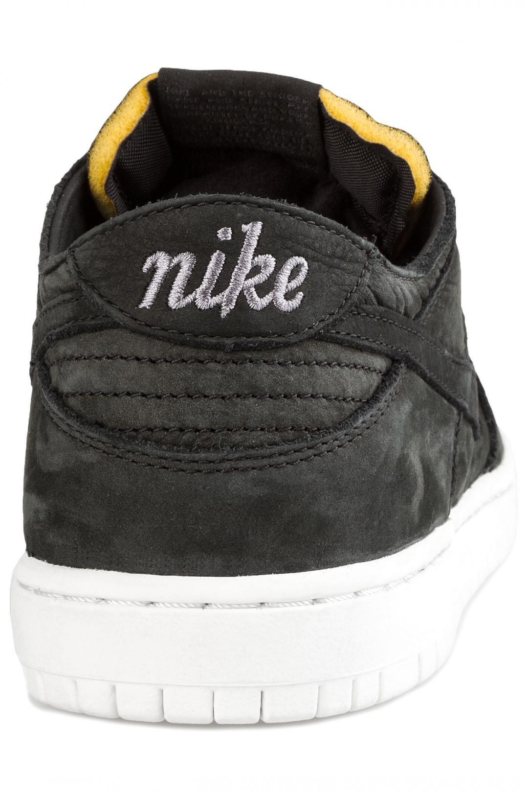 Uomo Nike SB Dunk Low Pro Deconstructed black summit white anthracite | Scarpe da skate