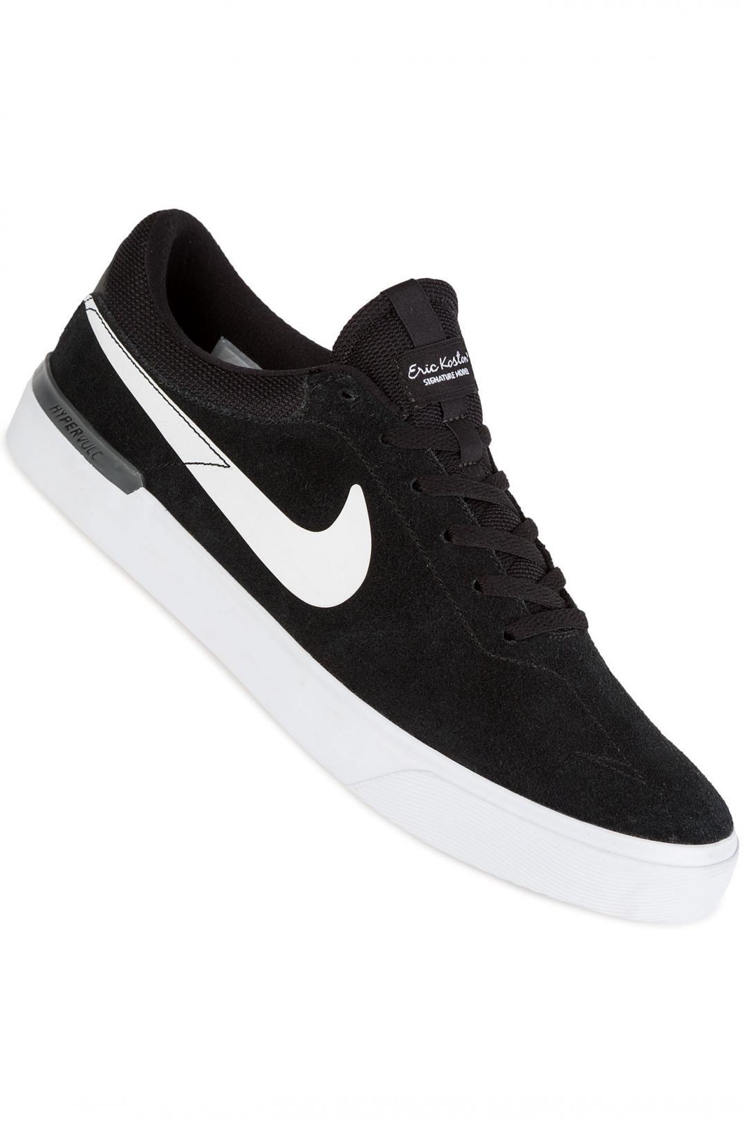 Uomo Nike SB Koston Hypervulc black white | Sneakers low top