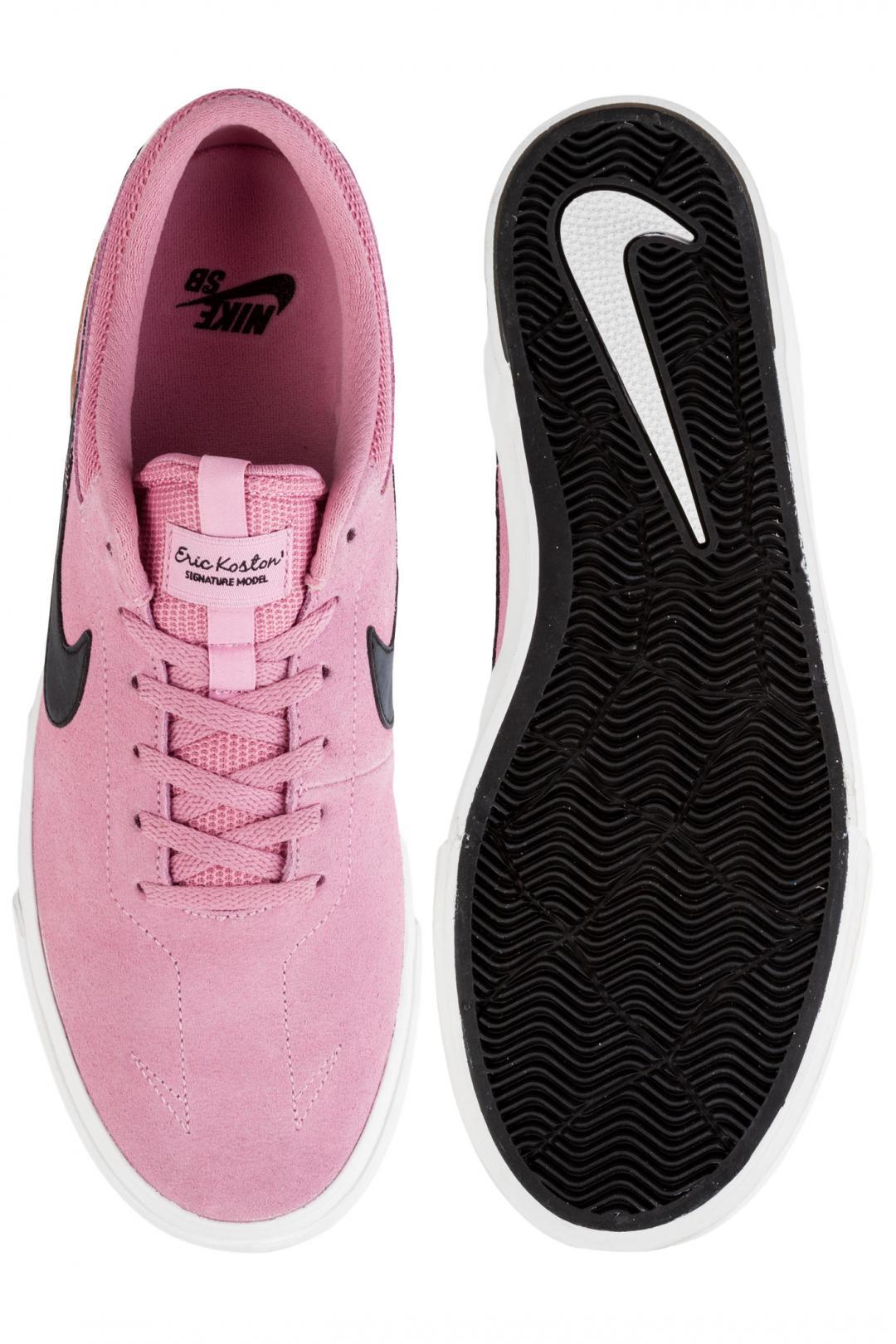 Uomo Nike SB Koston Hypervulc elemental pink black   Scarpe da skate