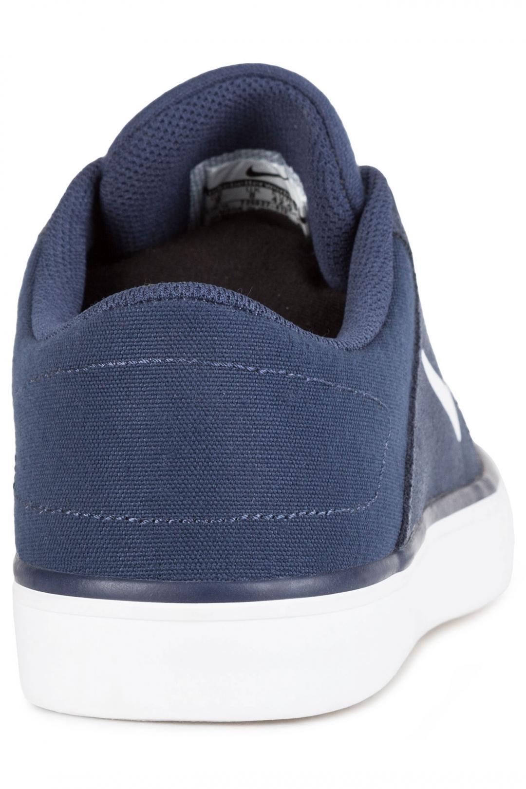 Uomo Nike SB Portmore midnight navy white | Scarpe da skate