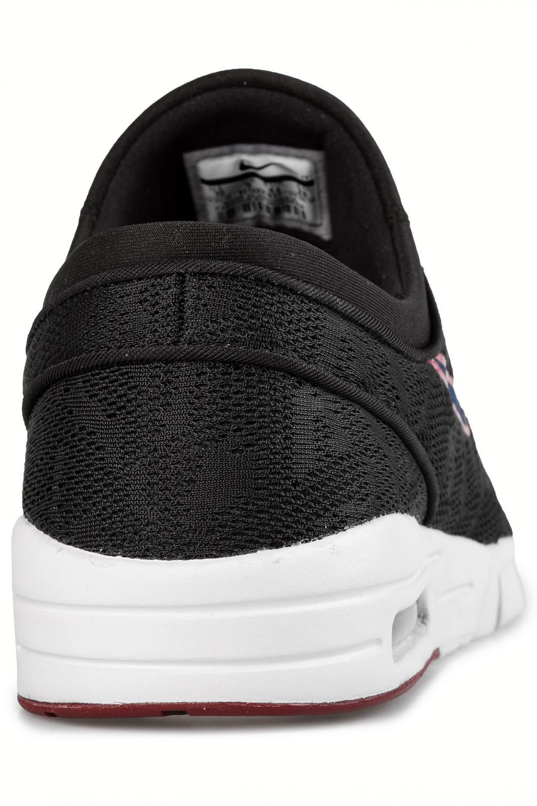 Uomo Nike SB Stefan Janoski Max black blue void | Sneaker