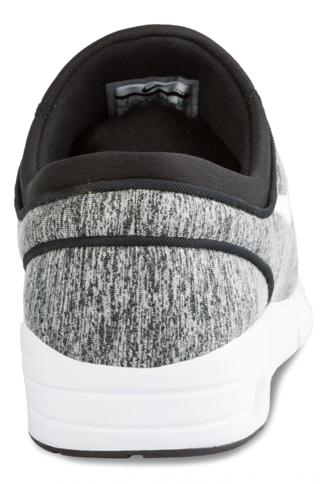 Uomo Nike SB Stefan Janoski Max black white grey | Sneaker