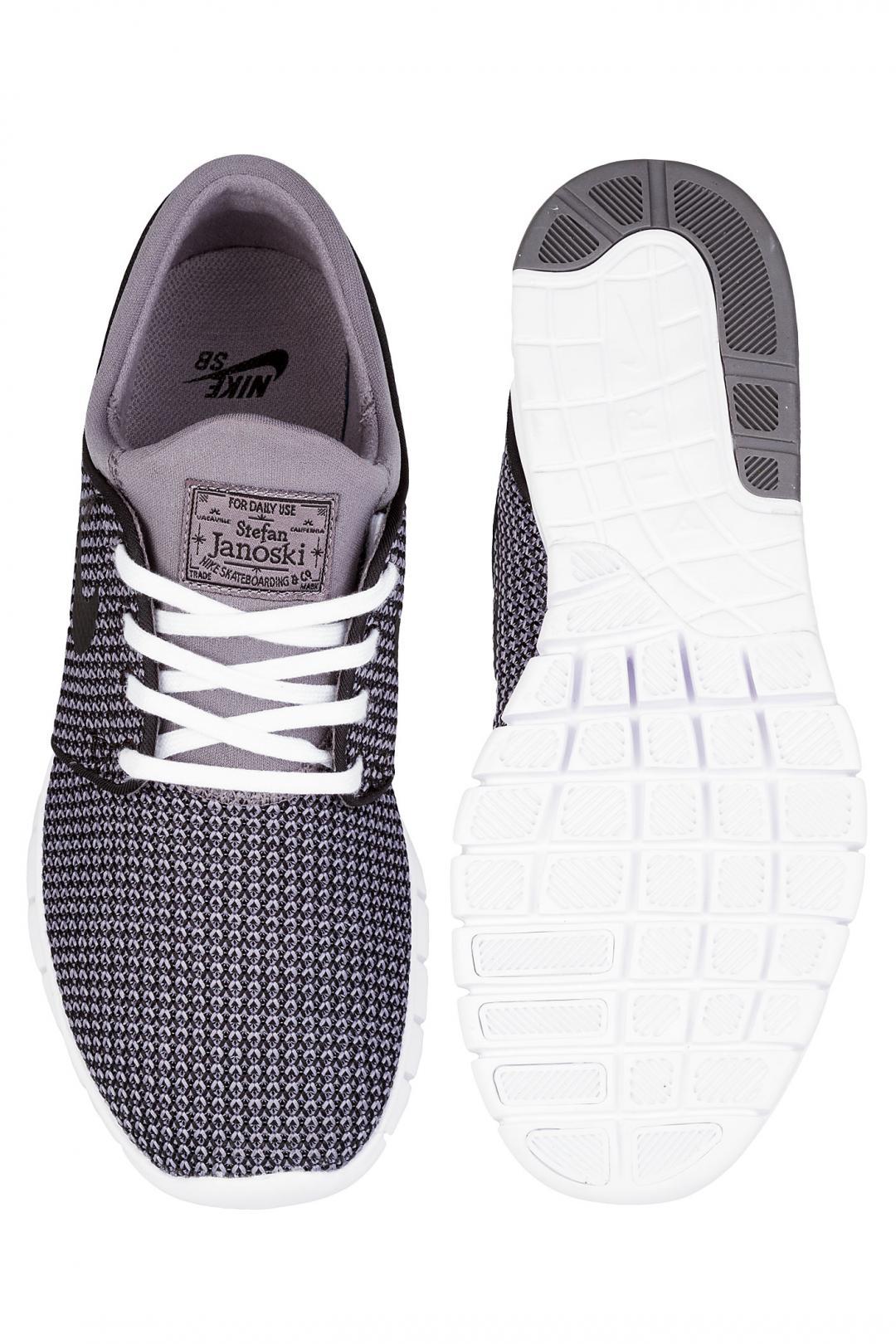 Uomo Nike SB Stefan Janoski Max gunsmoke black | Sneaker