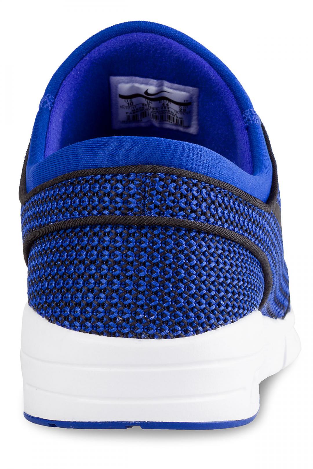 Uomo Nike SB Stefan Janoski Max hyper royal black | Sneakers low top