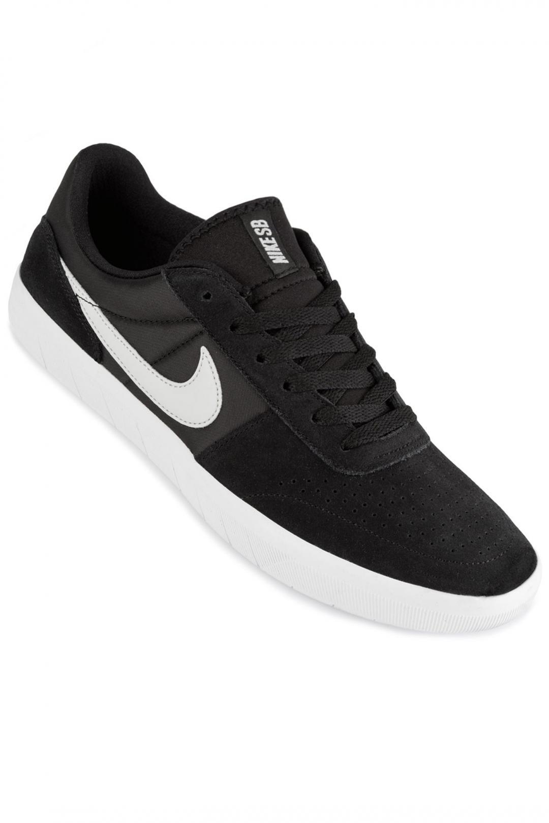 Uomo Nike SB Team Classic black white   Scarpe da skate